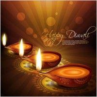 exquisite diwali background 04 vector