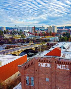 Spokane Washington, San Francisco Skyline, City, Travel, Beautiful, Instagram, Vintage, Viajes, Cities