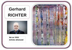 Gerhard Richter - Portrait d'artiste en maternelle