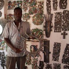 Heart of Haiti; Haitian artist