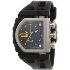 Relógio Oakley Men's 26-302 Analog Watch #Relogio #Oakley