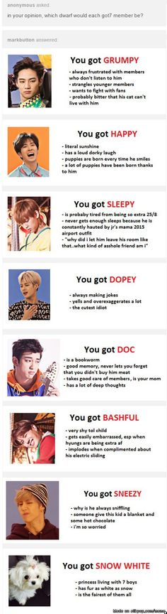 Snow White has GOT7 Dwarfs | allkpop Meme Center