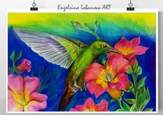 Fashionable bird in bright by FashionableBird on Etsy
