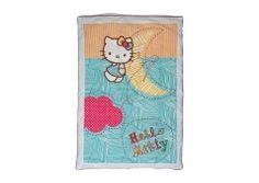 Hello Kitty bed linen 100 x 140 cm. Sweet dreams. Organic cotton.