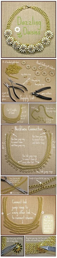 cool DIY Bijoux - BEADING & JEWELRY MAKING