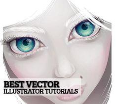 25 Best Vector Illustrator Tutorials