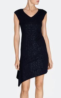 Трикотажное платье с принтом Karen Millen. Цвет , купить за 4357р