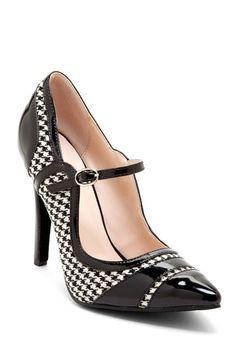 Houndstooth Heels / Pinky Footwear