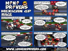 Review of the Mexican Grand Prix