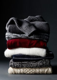 Winter Stock-Up: Sweaters