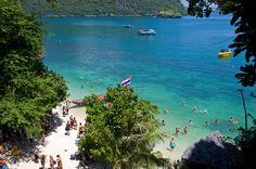 Koh Mae Koh in the Ang Thong Marine National Park #kohsamui #thailand #kohmaekoh #angthong