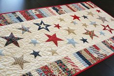 Stars and Stripes Runner 4