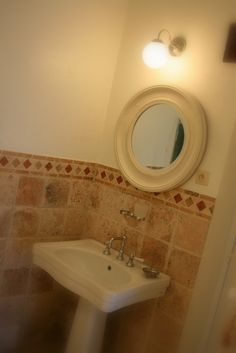 italiaanse badkamer