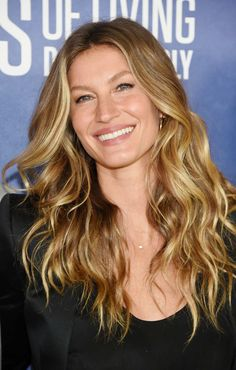 How to Get Supermodel Hair Without Styling