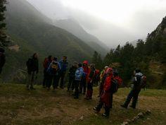 Hikers at Ziria Mt. Greece, Activities, Mountains, Nature, Travel, Outdoor, Greece Country, Outdoors, Naturaleza