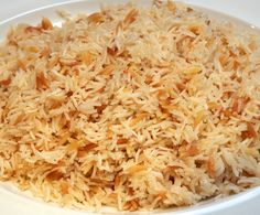 orzo in rice and nut | Saffron And Orange Rice Pilaf With Orzo And Pine Nuts Recipes ...