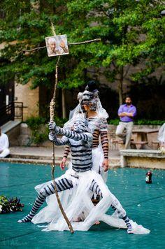 Jelili Atiku, Egungun Alabala Mandela (Oginrinringinrin I), University of Texas at Austin, USA, on Friday April Photo by Hakeem Adewumi. Broad Art Museum, University Of Texas, April 11, Culture, Artist, Friday, Usa, Artists, Amen