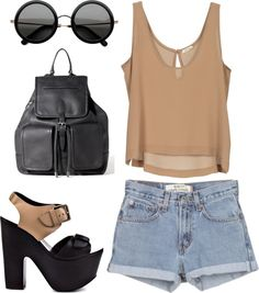 """""""Untitled #109"""" by style-dreams ❤ liked on Polyvore"""
