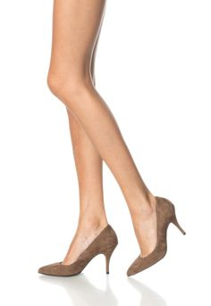 Cumpara acum Pantofi maro de piele intoarsa cu toc stiletto de la Zee Lane si… Stiletto Heels, Kitten Heels, Pumps, Stuff To Buy, Shoes, Fashion, Moda, Zapatos, Shoes Outlet
