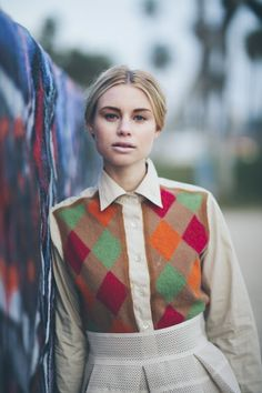 #lucyfry #fashion #photoshoot in #venice