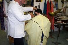 head down it's all coming off Barber Shop Haircuts, Girl Short Hair, Fall Hair, Girl Hairstyles, Chef Jackets, Short Hair Styles, Hair Cuts, Coat, Shopping