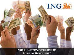 MKB crowdfunding, Hype of revolutie?
