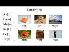 Russian Alphabet And Grammar Introduces 105