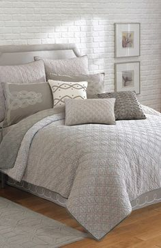 Laundry by Shelli Segal 'Zoe' Coverlet available at #Nordstrom