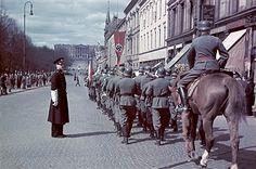 2.WW, Norway, german occupation