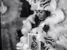 Queen Ya Ya of the Washitaw Nation is The Mardi Gras Indian Of #Lemonade – Diaspora Hypertext, the Blog