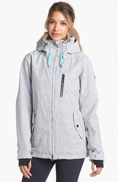 Roxy 'Wildlife' Jacket available at #Nordstrom  I WANT IT!!!!!!!