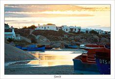 Paternoster beach at sunset - West Coast - Western Cape