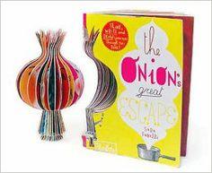 The Onion's Great Escape (Disappearing Books): Sara Fanelli: 9780714857039: Amazon.com: Books