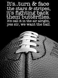 boys of fall lyrics - Kenny Chesney. This song is important to me because its one of my favorite songs.Its one of my favorite songs because it made me love football and inspired me to always try my best and play hard