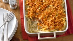 TEX-MEX Mac and Cheese - A spicy flavorful take on everyone's favorite casserole. Entree Recipes, Side Dish Recipes, Mexican Food Recipes, Dinner Recipes, Ethnic Recipes, Side Dishes, Main Dishes, Mexican Dishes, Dinner Ideas