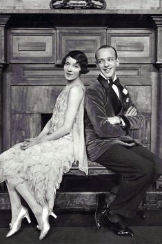 Fred and Adele Astaire ❤ Adele Astaire, Fred Astaire, Hollywood Glamour, Classic Hollywood, Old Hollywood, Fred And Ginger, Rita Hayworth, Vintage Movies, Illustrations