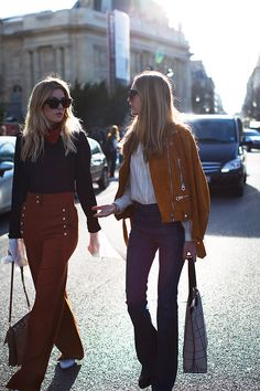 On the Scene…At Chloe, Paris (from The Sartorialist) See more at http://www.thesartorialist.com/?p=60375
