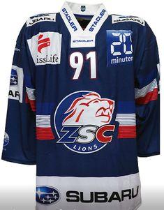 zsc. Steve Rallis · Cool hockey jerseys a35e7d588d5