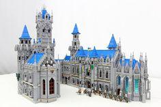 Blue Lion Castle