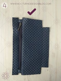 aro Diy Purse, Design Blog, Blue Jeans, Belt Bags, Purses, Sewing, How To Make, Base, Handmade Bags