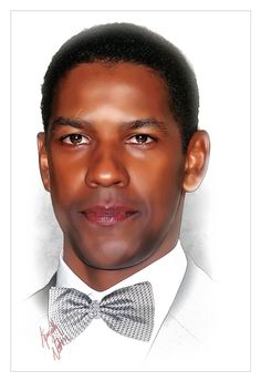 Denzel Washington by kenernest63a on deviantART