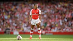 Arsenal's Alexis Sanchez has been named Player of the Year by the Football Supporters' Federation. Psg, Alexis Sanchez Arsenal, Arsenal Wallpapers, World Football, Football Pictures, Gareth Bale, Arsenal Fc, Arsenal Football, Magick