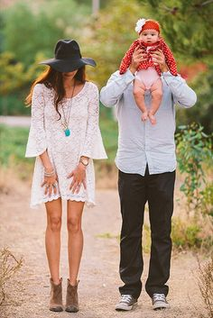 with-grace-and-guts:  The Cortez Family {bigbearphoto.co}