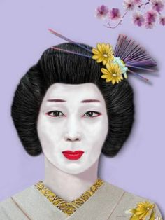"Cio Cio San, "" Madam Butterfly"" - Limited Edition 1 of 25"