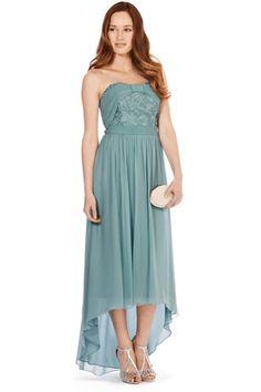 Beautiful bridesmaid option!