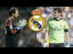 Iker Casillas vs Diego Lopez | Mejores Atajadas | ¿Quien es MEJOR Portero?