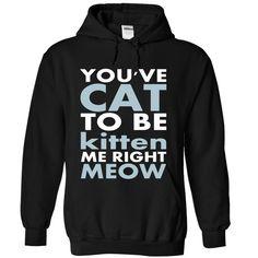CAT T-SHIRT AND HOODIE.  #cat #funny #tshirt #shirt