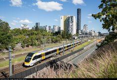 RailPictures.Net Photo: 705 Queensland Rail NGR at Brisbane, Queensland, Australia by Martin Bennet