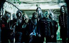 Slipknot Band Members Image Gallery Wallpaper HD Widescreen Desktop Background