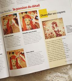 Artistes Magazine -  MinaSmoke